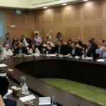 דיון ועדה ועדת הכספים הצבעה סלומינסקי הצבעות