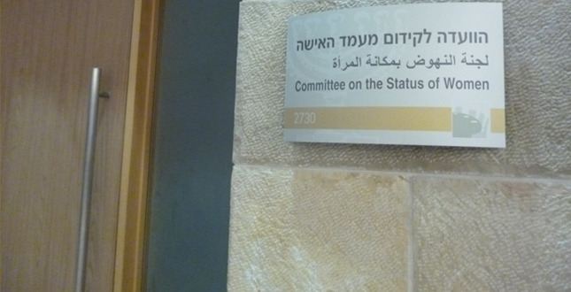 """חברת הכנסת עאידה תומא-סלימאן: """"אני מקווה שנגיע ליום שבו נצליח לפתור את הבעיה ולא רק לחלק אקמול"""""""