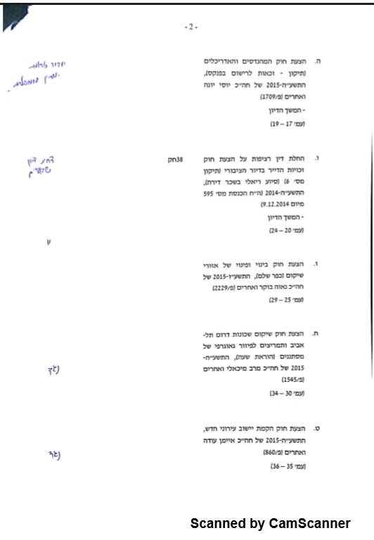 ועדת שרים 17.1 2