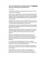 משרד הכלכלה – מינהל סחר חוץ – דברי הנציגים הישראליים במפגש טיסא – ללא תאריך