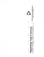 משרד הכלכלה – מינהל סחר חוץ – לנה זיילר – מצגת על הסכמי טיסא